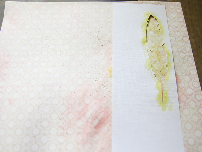 Colourful Gelatos:: A Scrapbook Tutorial by Patricia Roebuck @ shimelle.com