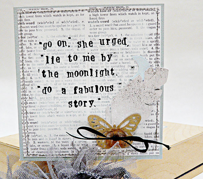 Five Ways to Scrapbook What They Say by Sian Fair @ shimelle.com