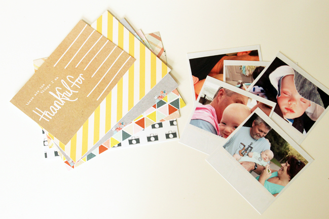 using japanese bookbinding to create a mini album:: a scrapbooking tutoral by meghann andrew @ shimelle.com