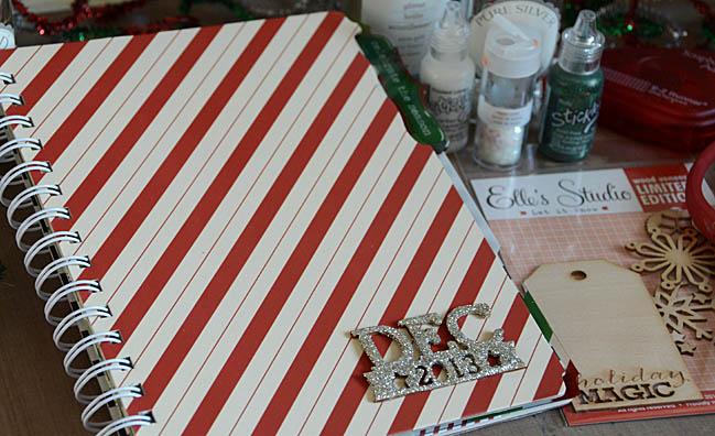 five ways to add glitter into your holiday crafting by may flaum @ shimelle.com