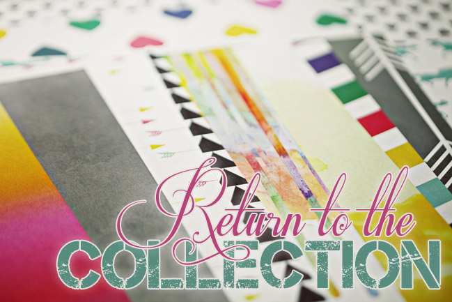 Return to the Collection :: an online scrapbooking class @ shimelle.com