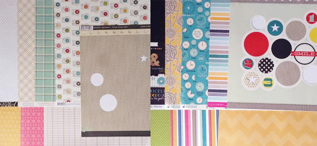 Best of Both Worlds Scrapbooking Product Picks for January 2014 @ shimelle.com