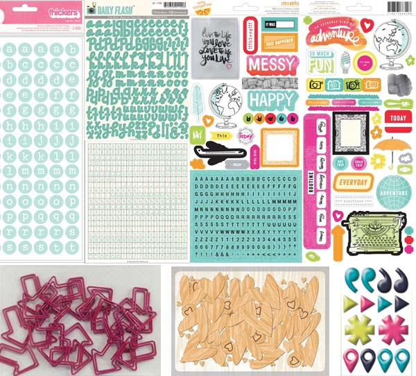 best of both worlds scrapbooking kit - february 2014 @ shimelle.com