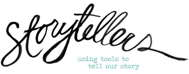 storytellers scrapbooking ideas @ shimelle.com