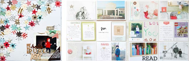 moments scrapbooking ideas @ shimelle.com