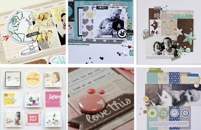 capture scrapbooking ideas @ shimelle.com