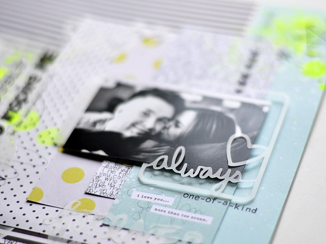 scrapbooking your significant other by kasia tomaszewska @ shimelle.com