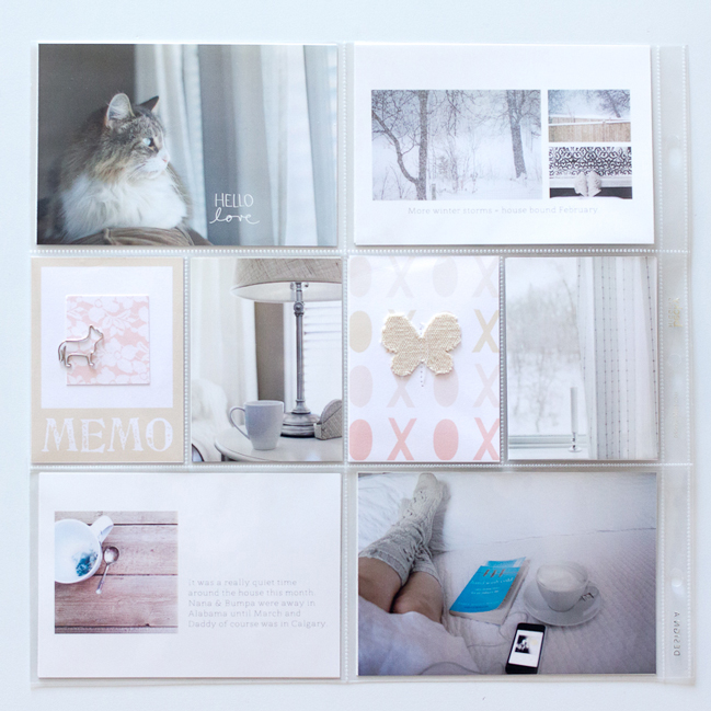 scrapbooking milestone moments in your project life album @ shimelle.com