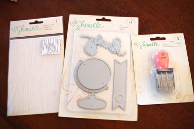tools from the Shimelle collection by American Crafts @ shimelle.com