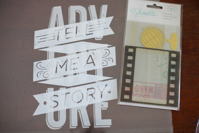 transparencies from the Shimelle collection by American Crafts @ shimelle.com