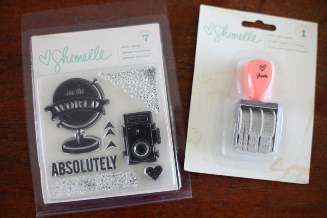 stamps from the Shimelle collection by American Crafts @ shimelle.com
