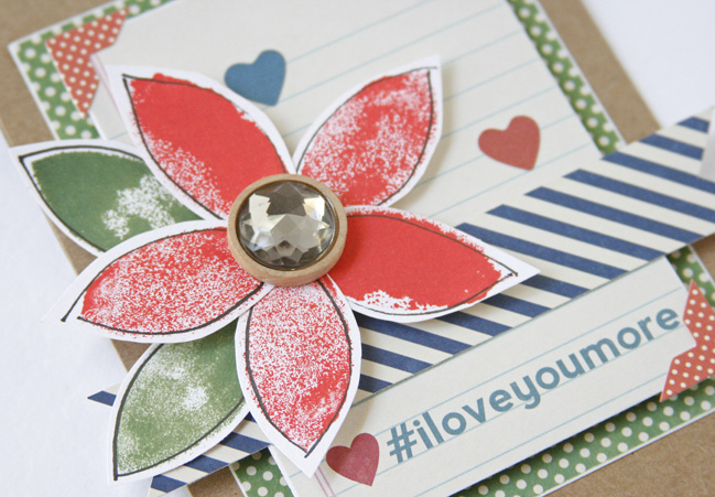flower embellishments:: a scrapbooking tutorial by Gretchen Mcevleen @ shimelle.com