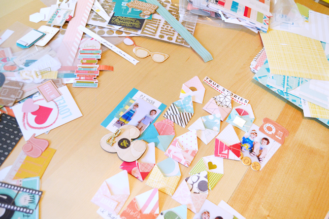 mini paper envelopes with shimelles collection: a tutorial by paige evans @ shimelle.com