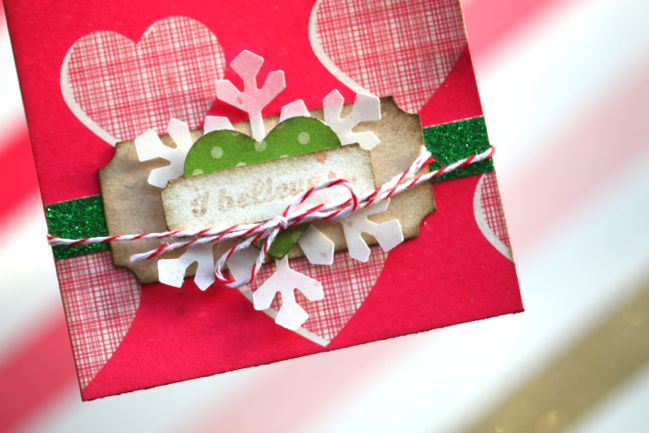 Journal your Christmas online scrapbooking class @ shimelle.com