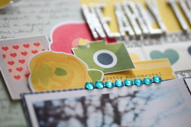 ready set scrapbook :: online scrapbooking workshop @ shimelle.com