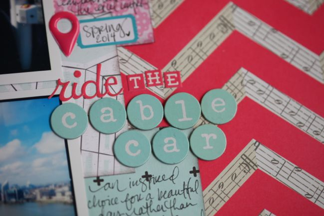 The scrapbook page that took me a year to finish @ shimelle.com