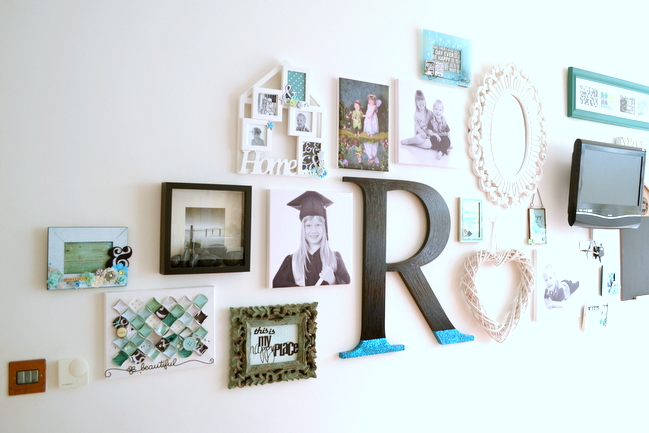 gallery inspired frames by sheena rowlands @ shimelle.com