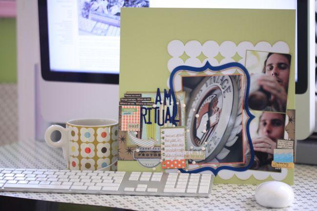Blogging for Scrapbookers Online Scrapbooking Class