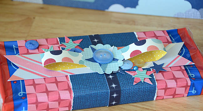 Quick Weekend Crafting for the Fourth of July  by May Flaum