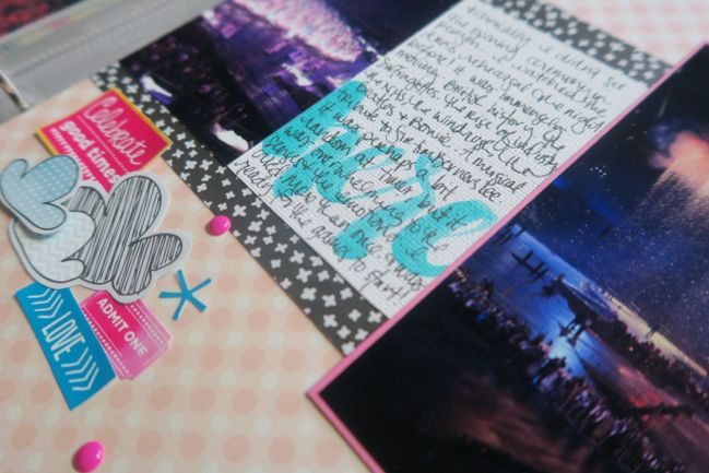 A New Online Scrapbooking Class: The 20 Project