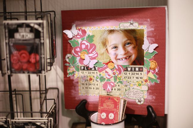 scrapbooking supplies from Jenni Bowlin Studio