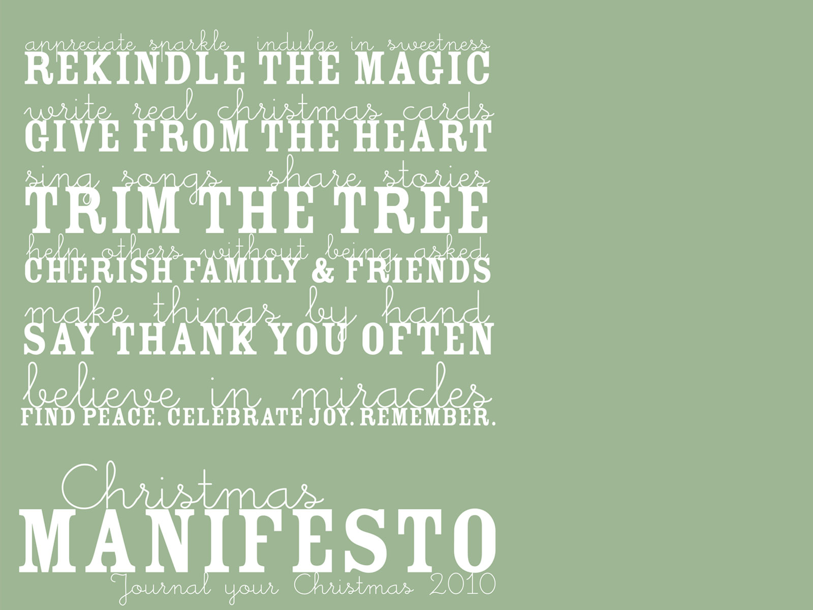my green manifesto Issue 280 september/october 2013 a green manifesto order a print copy for £300 plus p&p order a pdf copy for £300  my green life • sharon garfinkel.