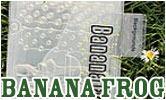 Banana Frog Stamps