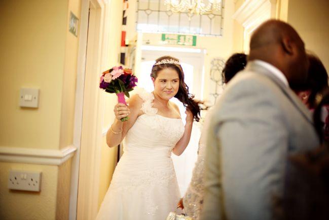 edwards wedding - london, uk - ceremony