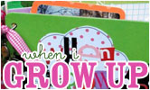 When I Grow Up online scrapbooking class