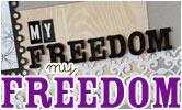 My Freedom online scrapbooking class