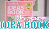Summer Idea Book from Scrapbook Inspirations