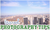 Travel Photography Tips for Scrapbookers