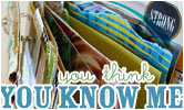 You Think You Know Me online scrapbooking class