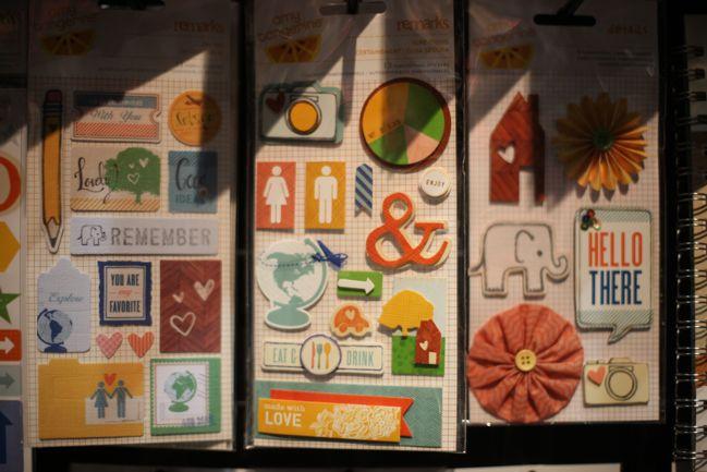 CHA Summer 2012 :: Amy Tangerine