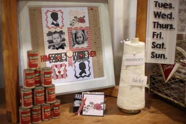 CHA Winter 2012 :: Jenni Bowlin Studio scrapbooking supplies
