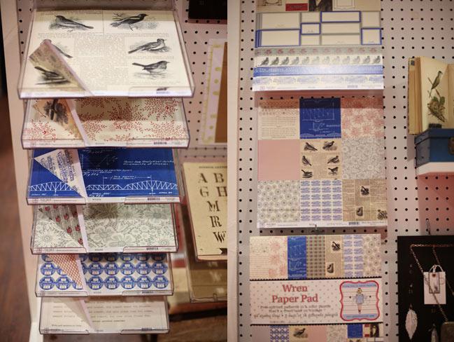 CHA Winter 2012 :: Jenni Bowlin Studio scrapbooking supplies